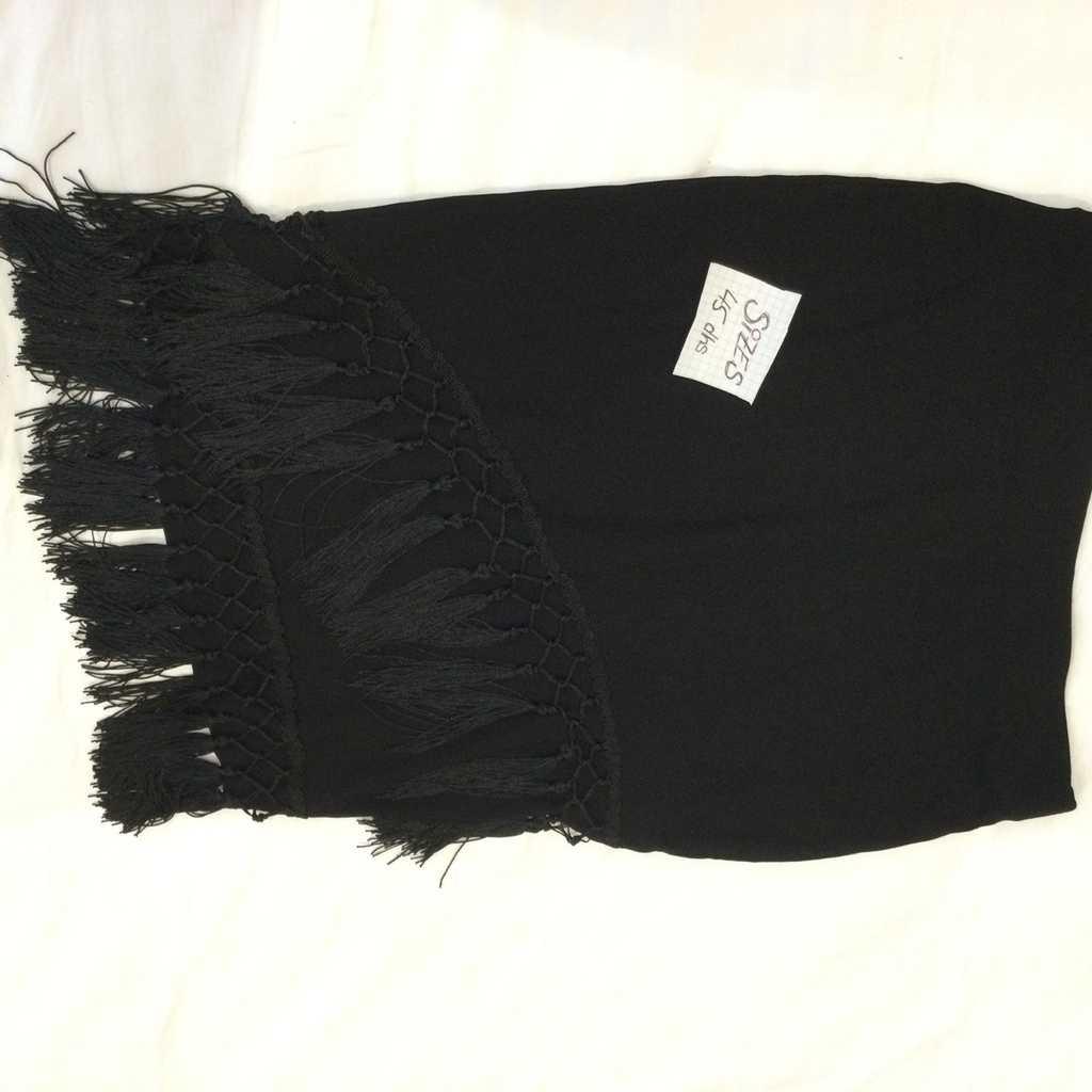 Black Skirt S