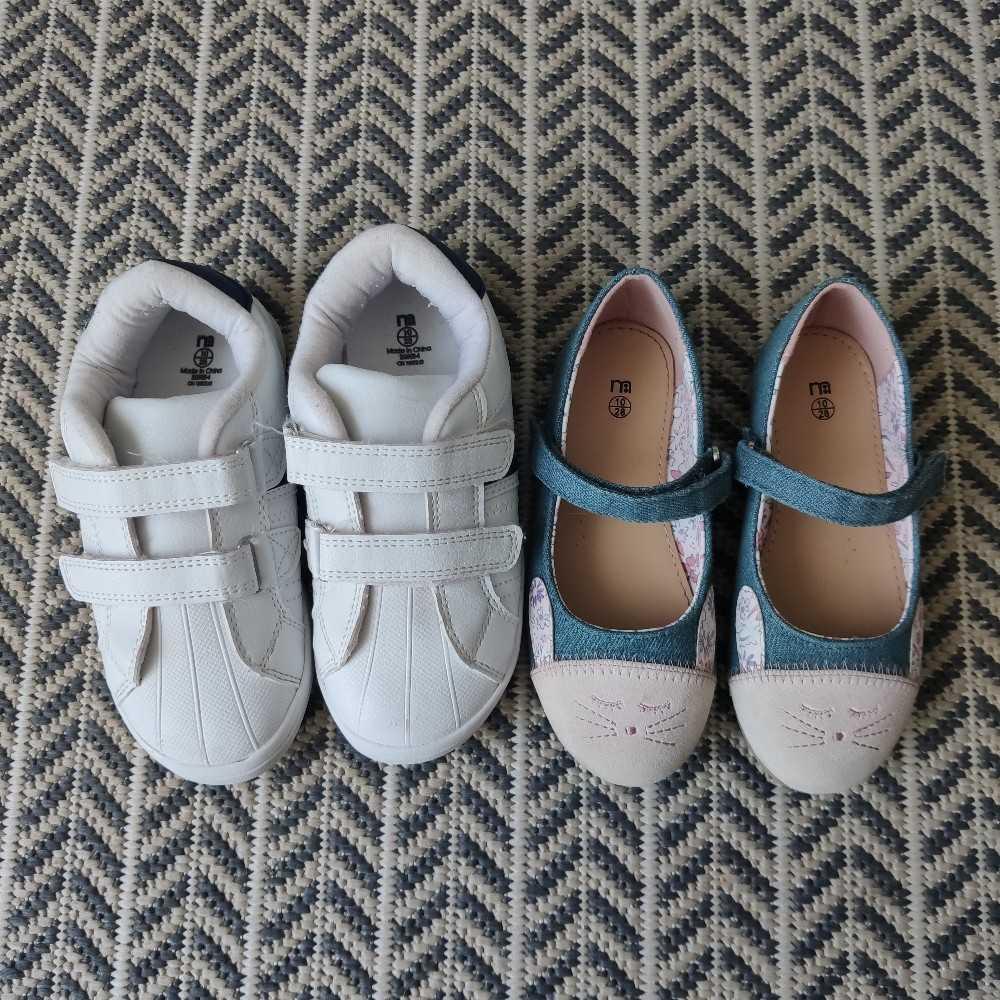 Mothercare Girls Shoes Bundle