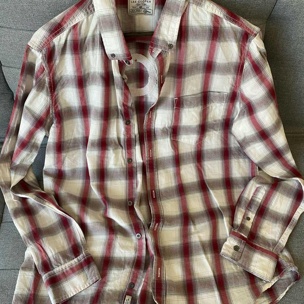 Lee Cooper oversized shirt size XL, fits L