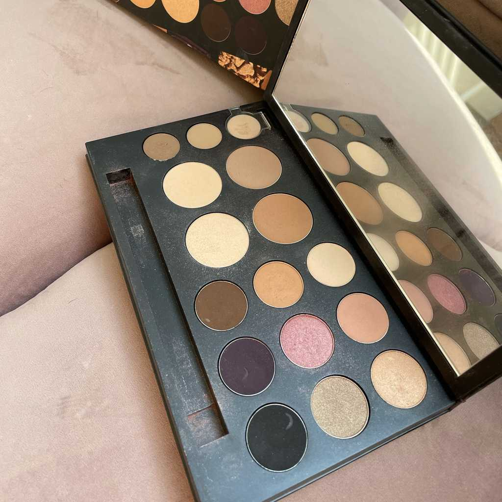 Smash box palette for brow face eyes