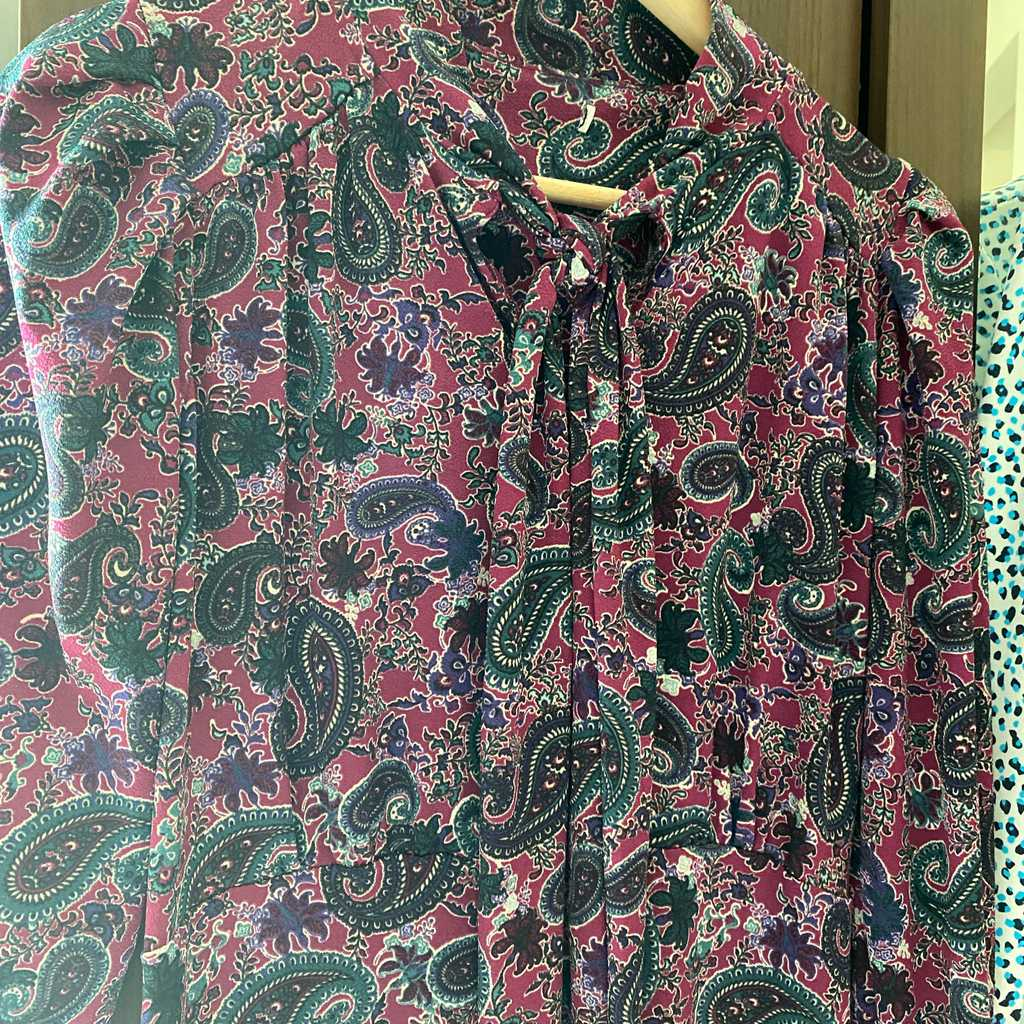 Next Paisley Dress can wear two ways