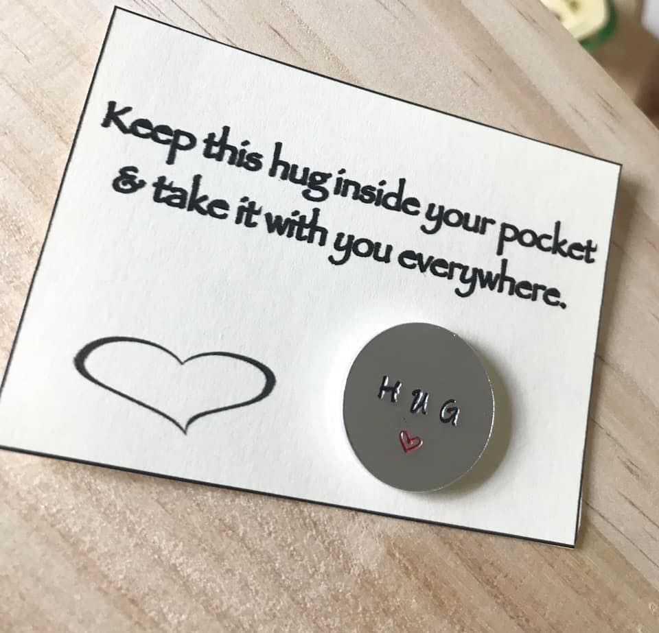 Mini Pocket Hug Keepsake