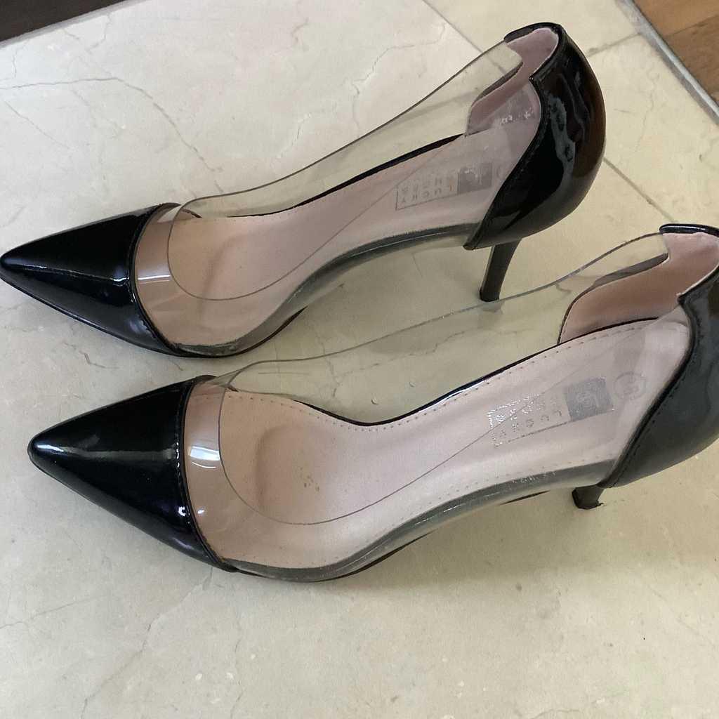Plexi Shoes