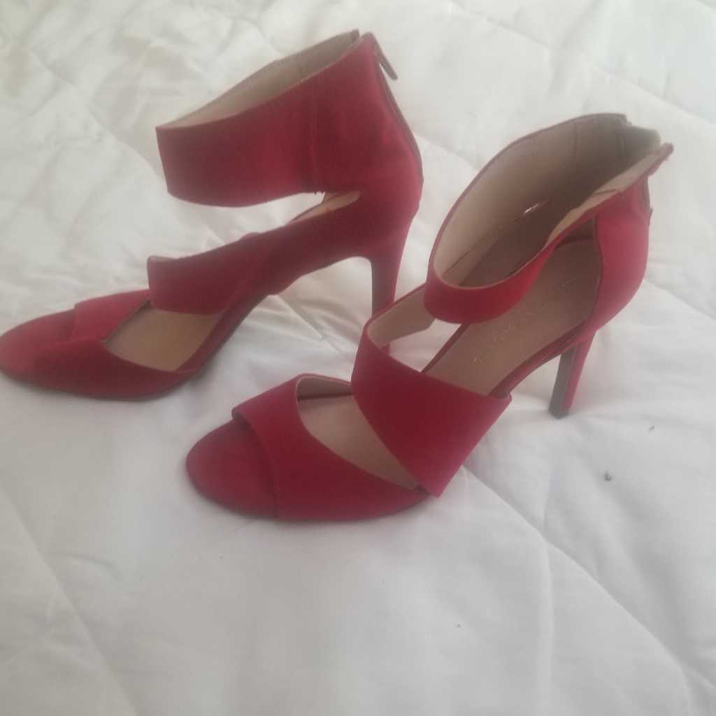Red suede scandal