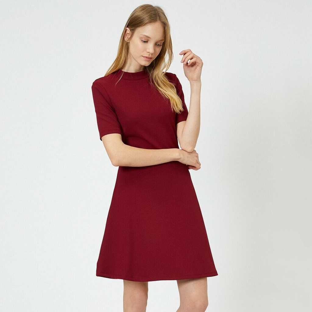 New bordeux dress