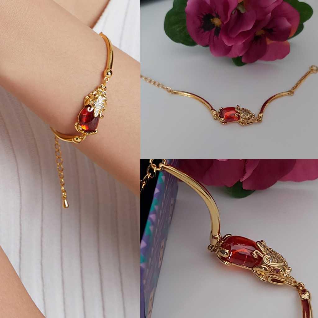 Lucky dragon bracelet