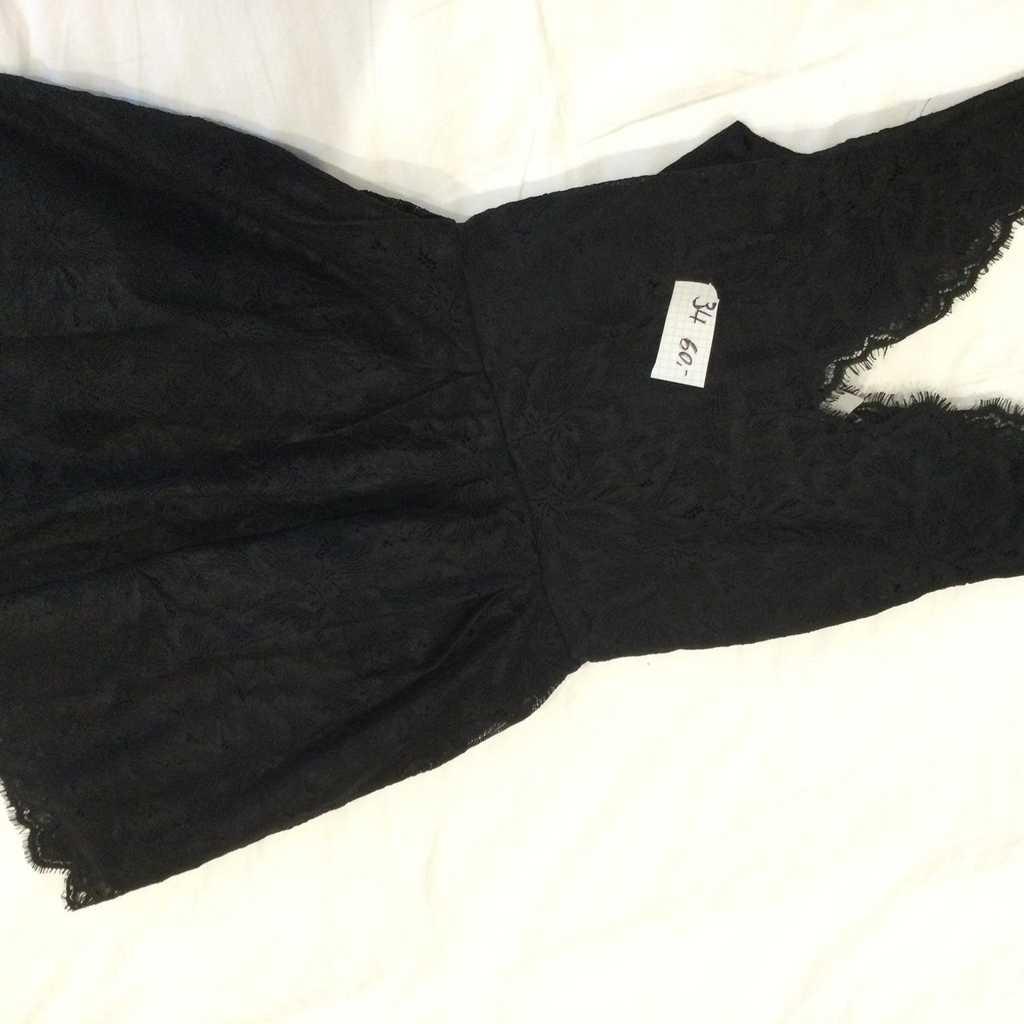 Black Mini Dress 34