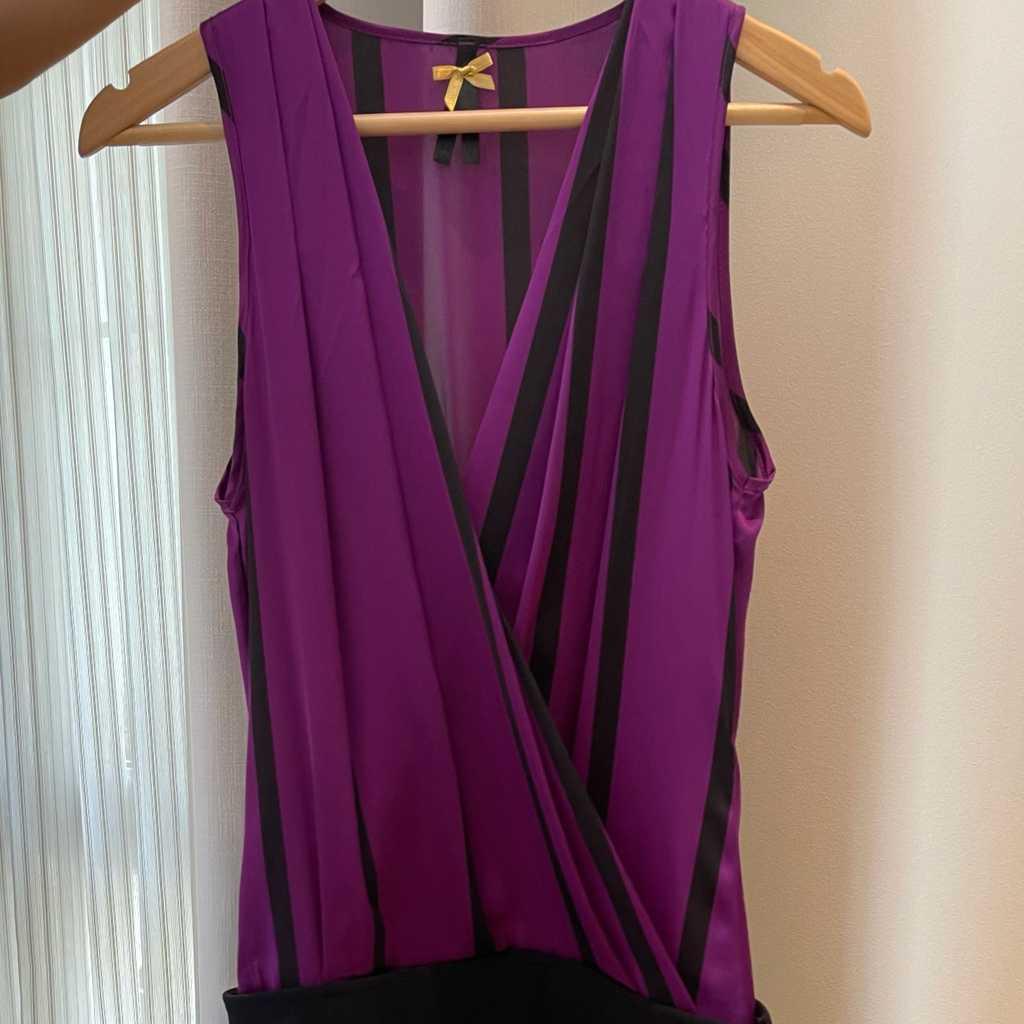 Purple and black free