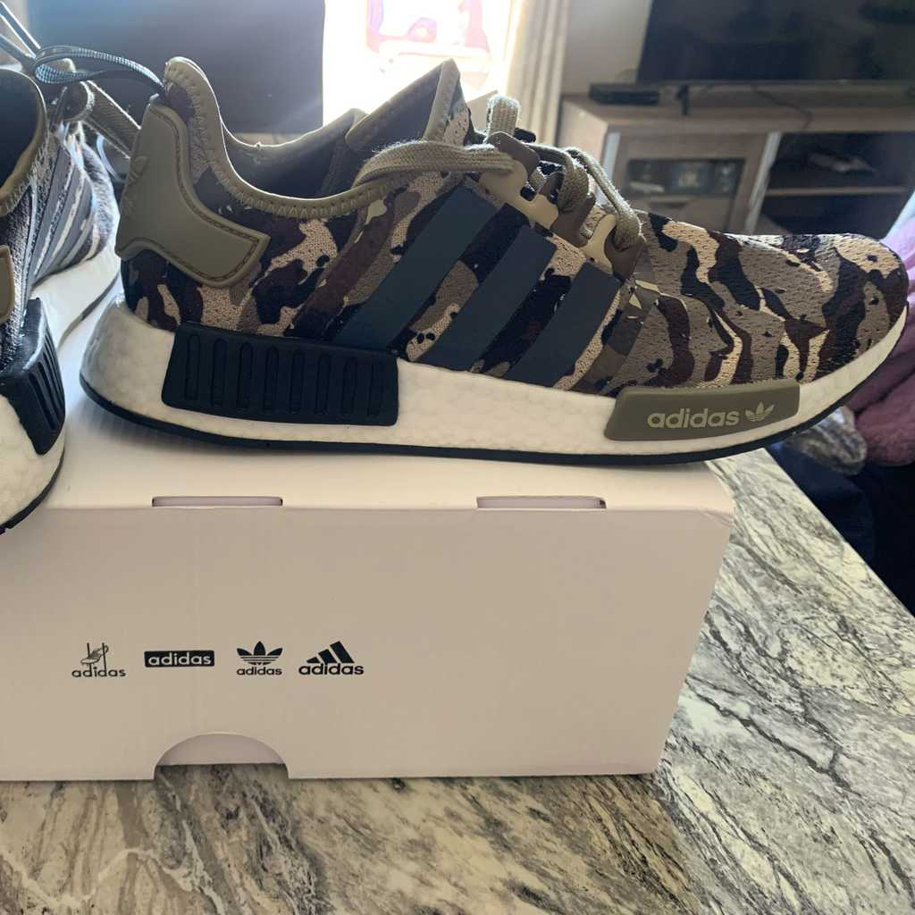 Adidas Nmd R1 Boost camouflage