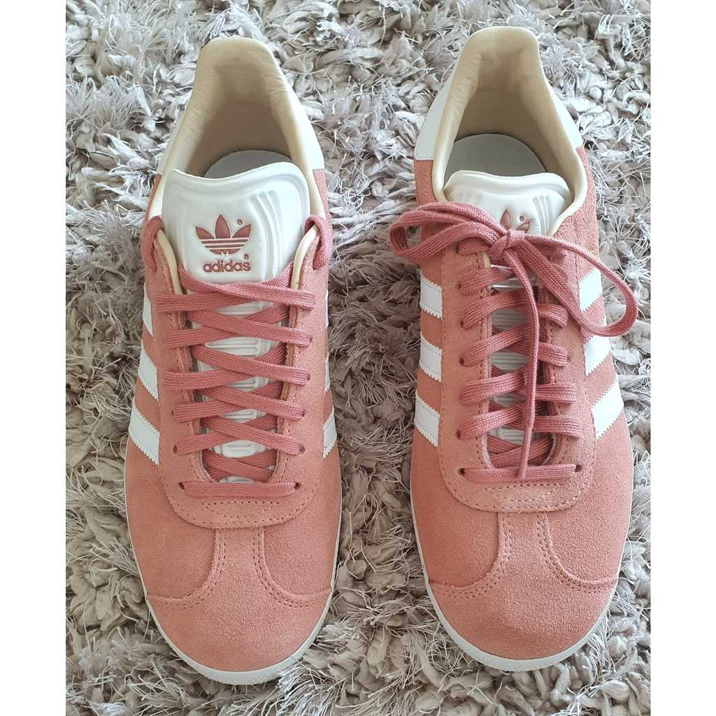 Adidas 'Gazelle' Rose Pink Trainers