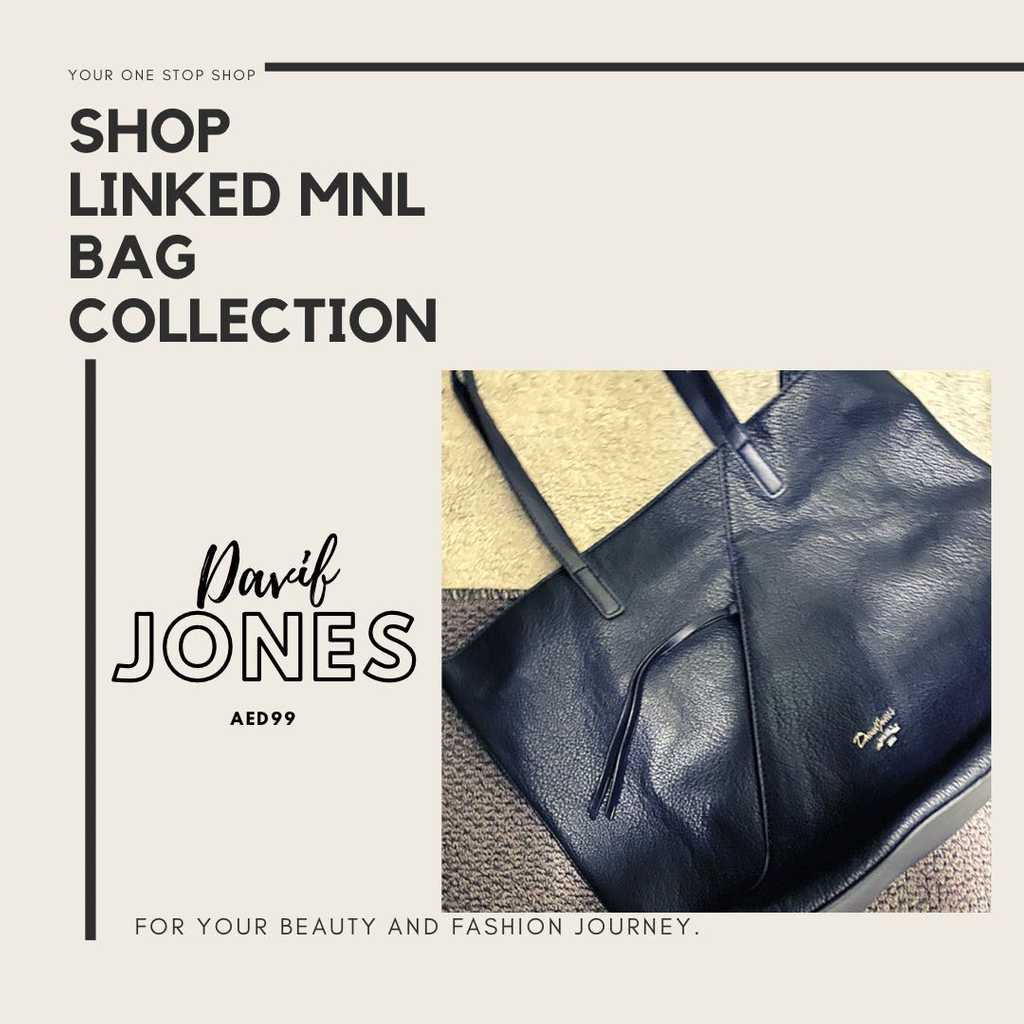 Unused David Jones Bag