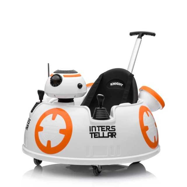 Bumper car for kids with remote control