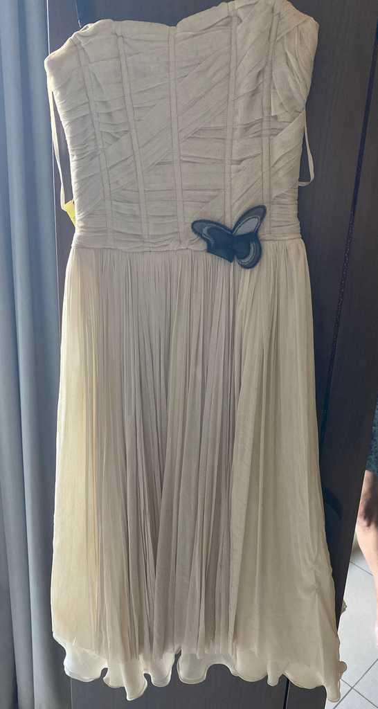 D & G butterfly dress