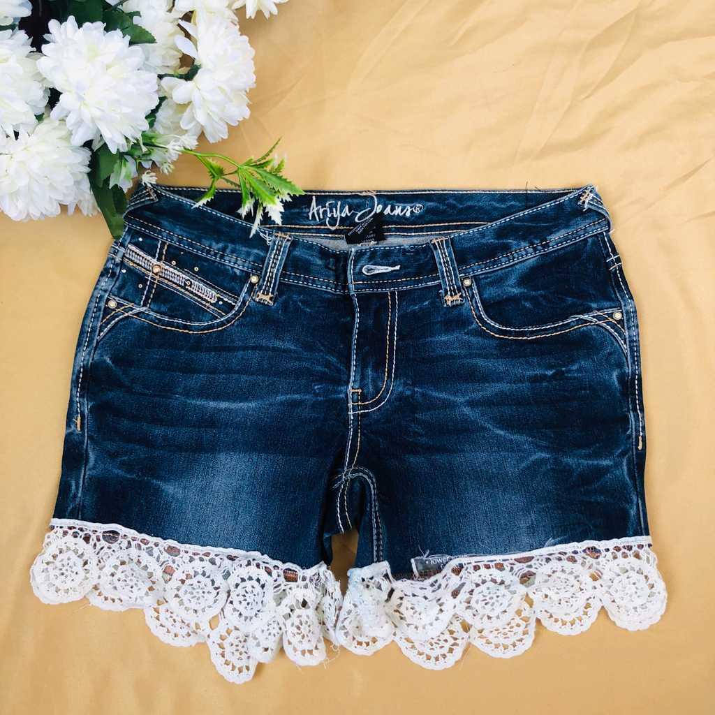 Ariya short jeans