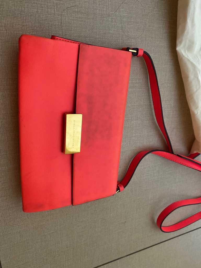 Stella McCartney cross over bag small size