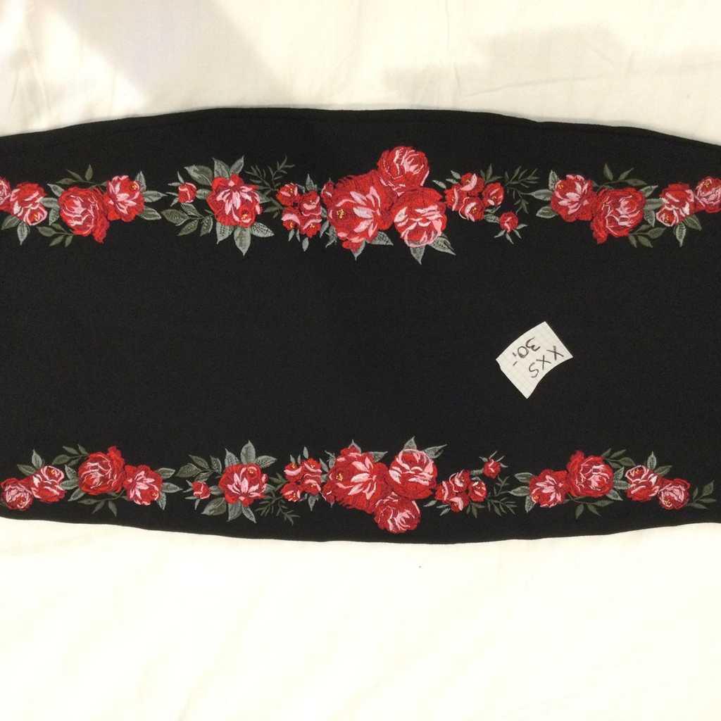 XXS Skirt with Roses