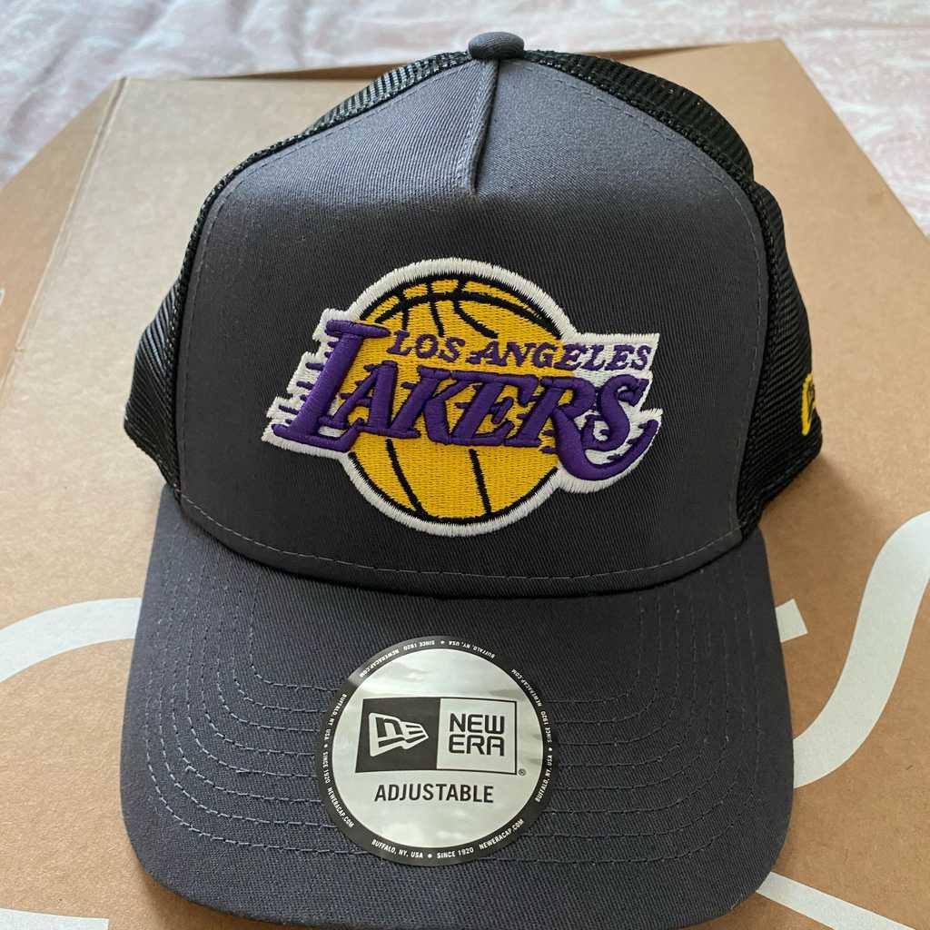Lakers basketball cap
