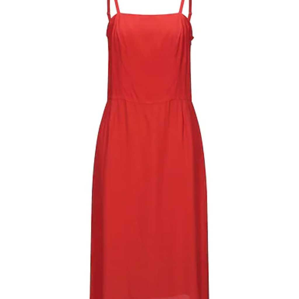 Balenciaga red dress brand new with tags