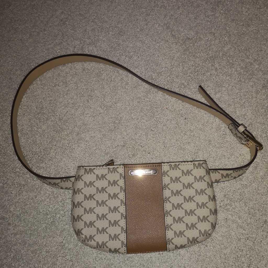 Michael Kors genuine belt bag NEW