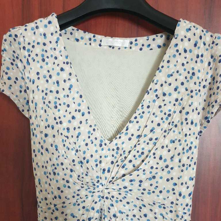Polka Dots Casual Dress