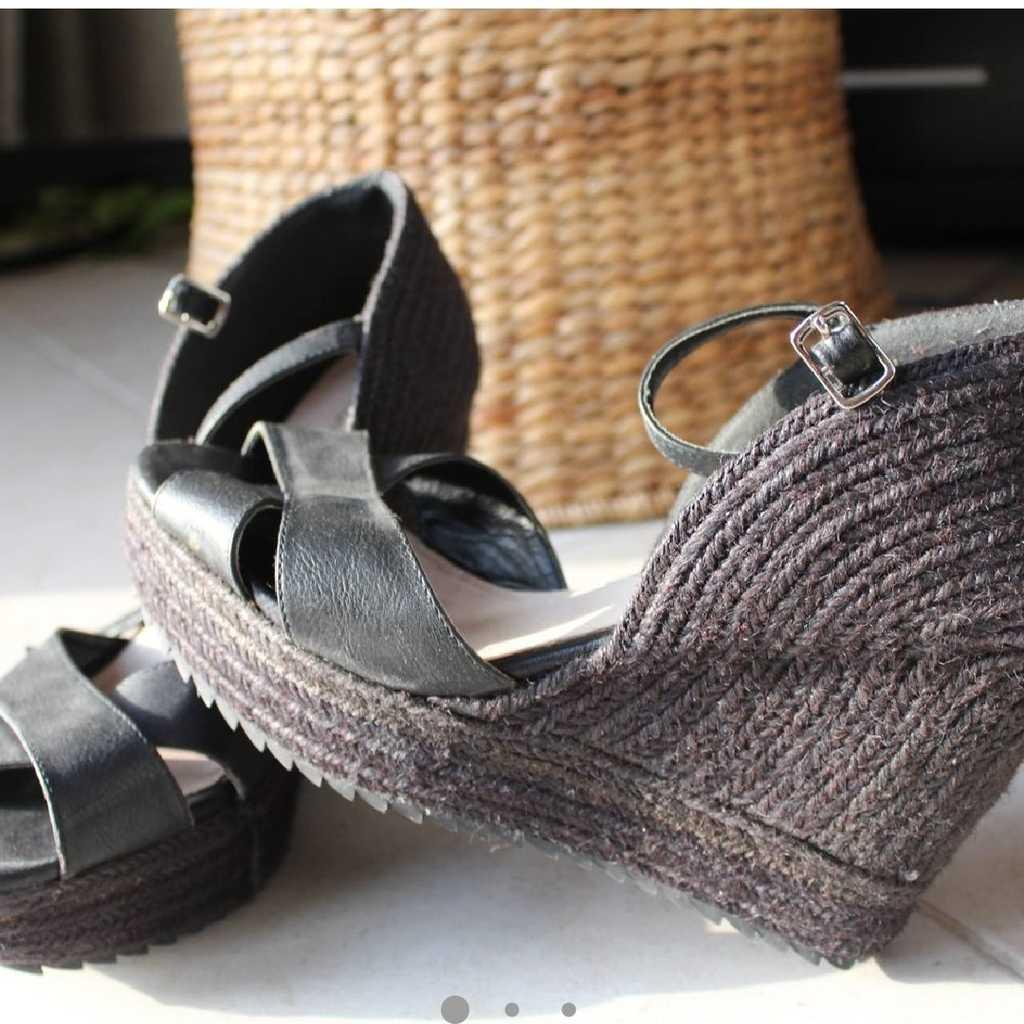 Baldi Wedge Heels