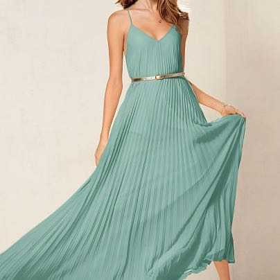 Victoria's Secret pleated dress