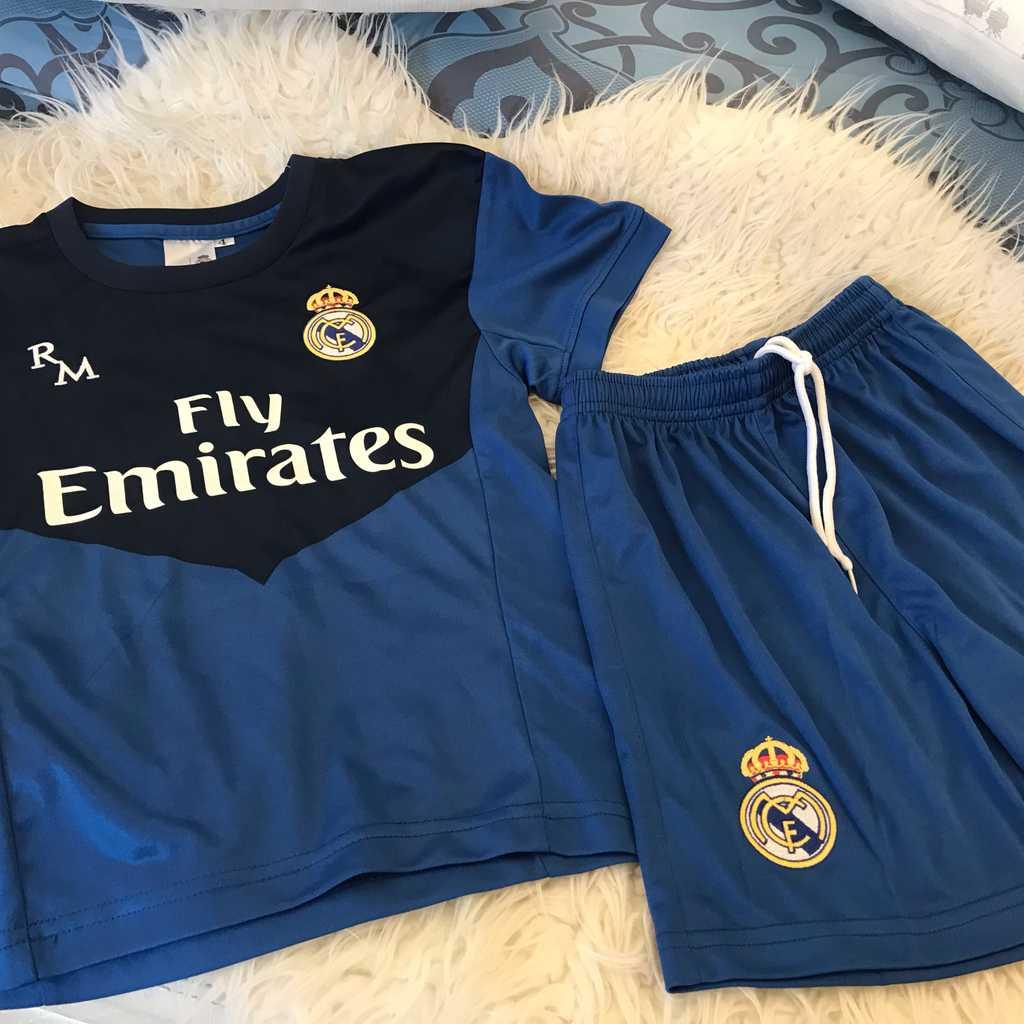 Real Madrid boy set