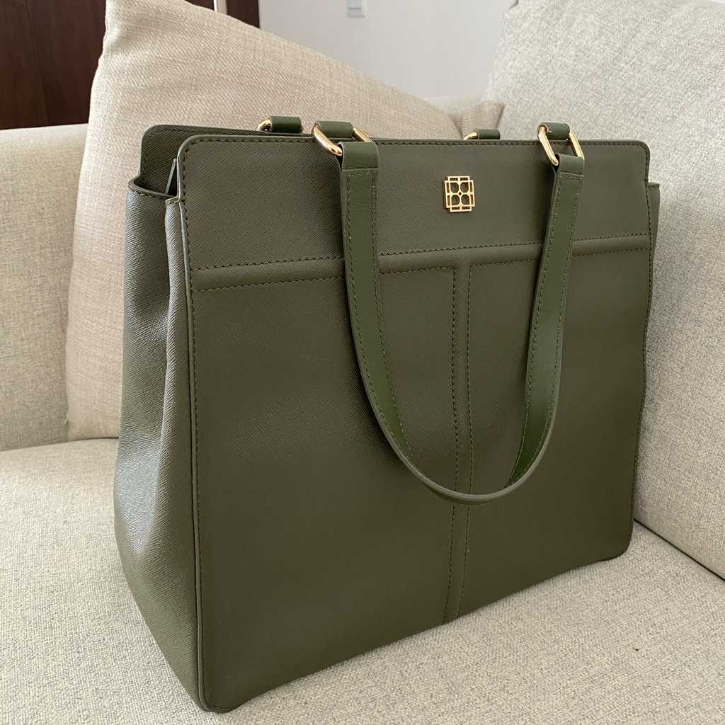 Beymen shoulder bag - khaki / olive green