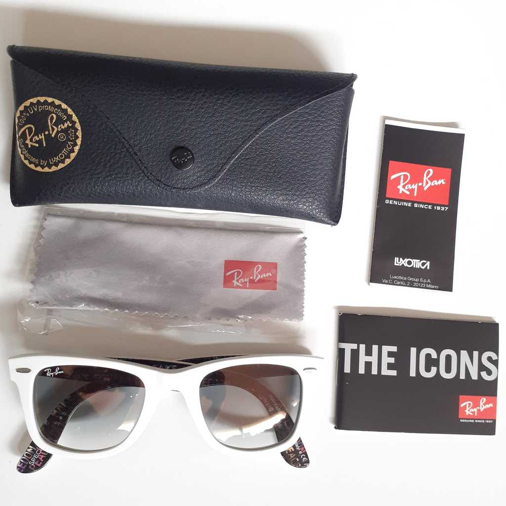 Ray-Ban Limited Edition Special Series #5 Wayfarer Sunglasses