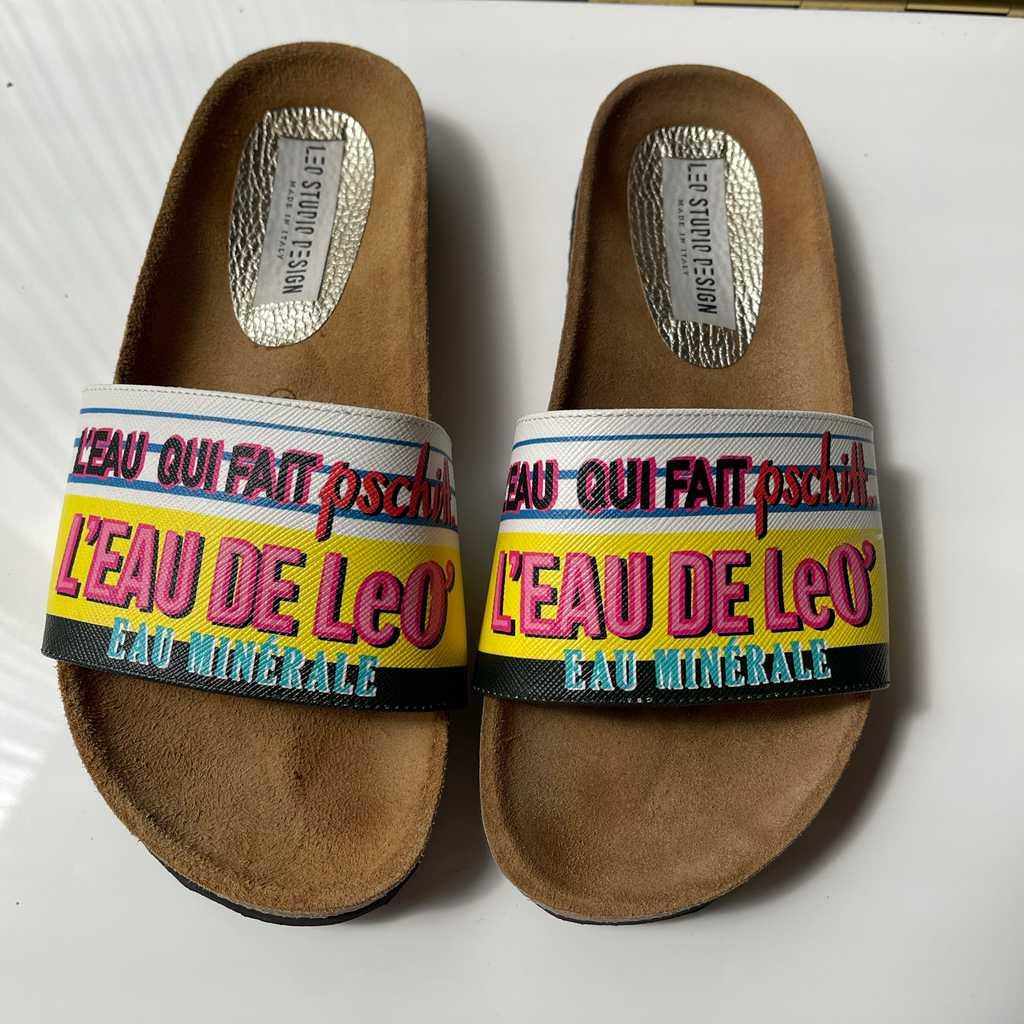 Leo Studio Design Sandals