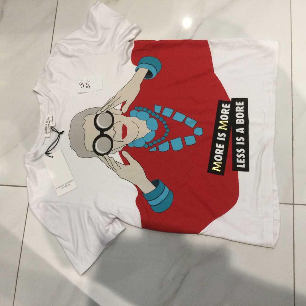 Print shirt S new