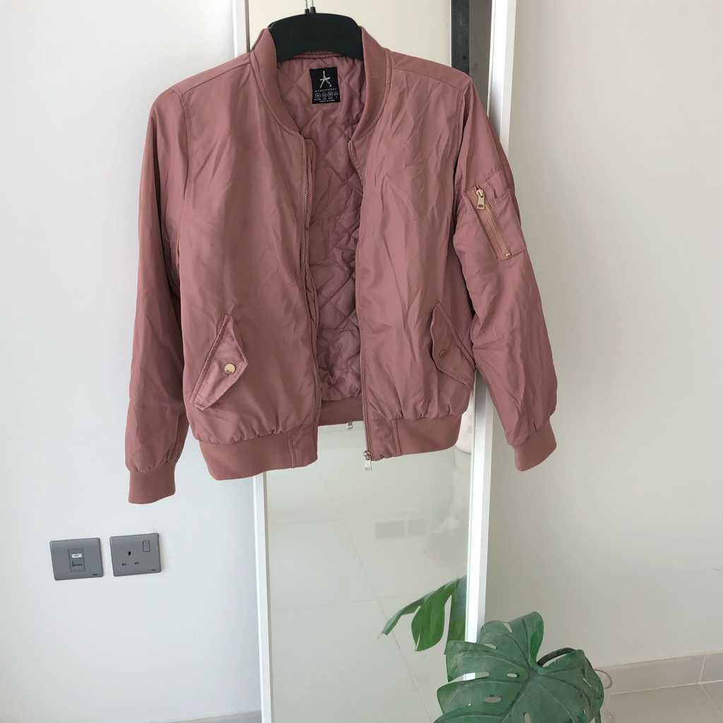 Pink bombers