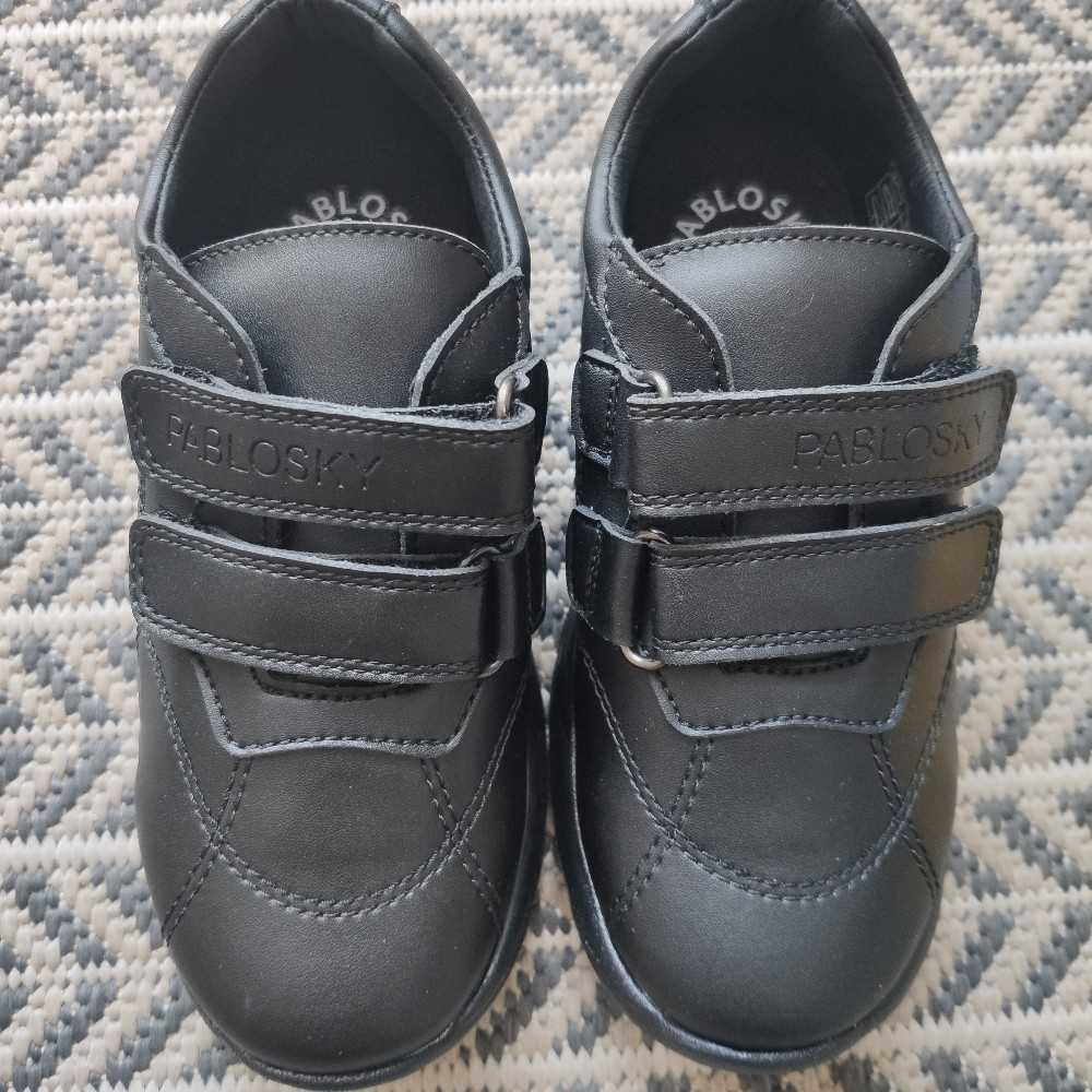 Pablosky Kids School Shoes
