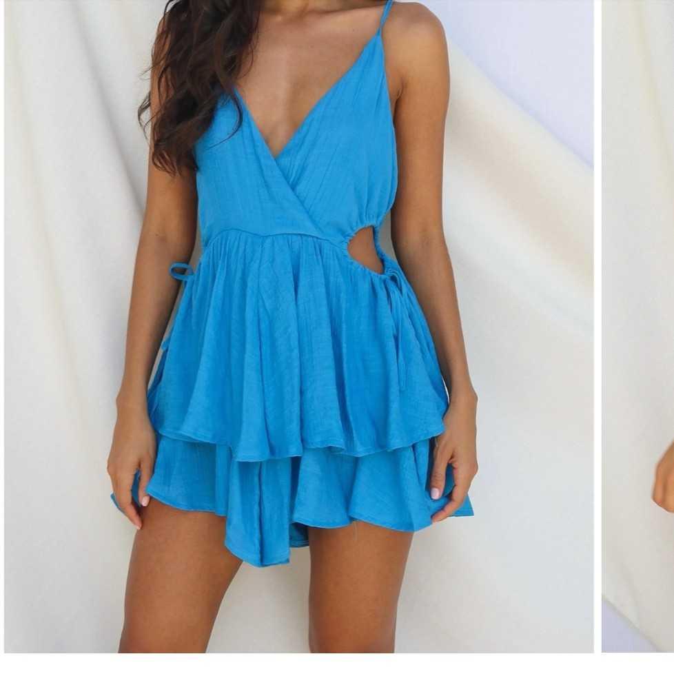 Beach City Romper Dress