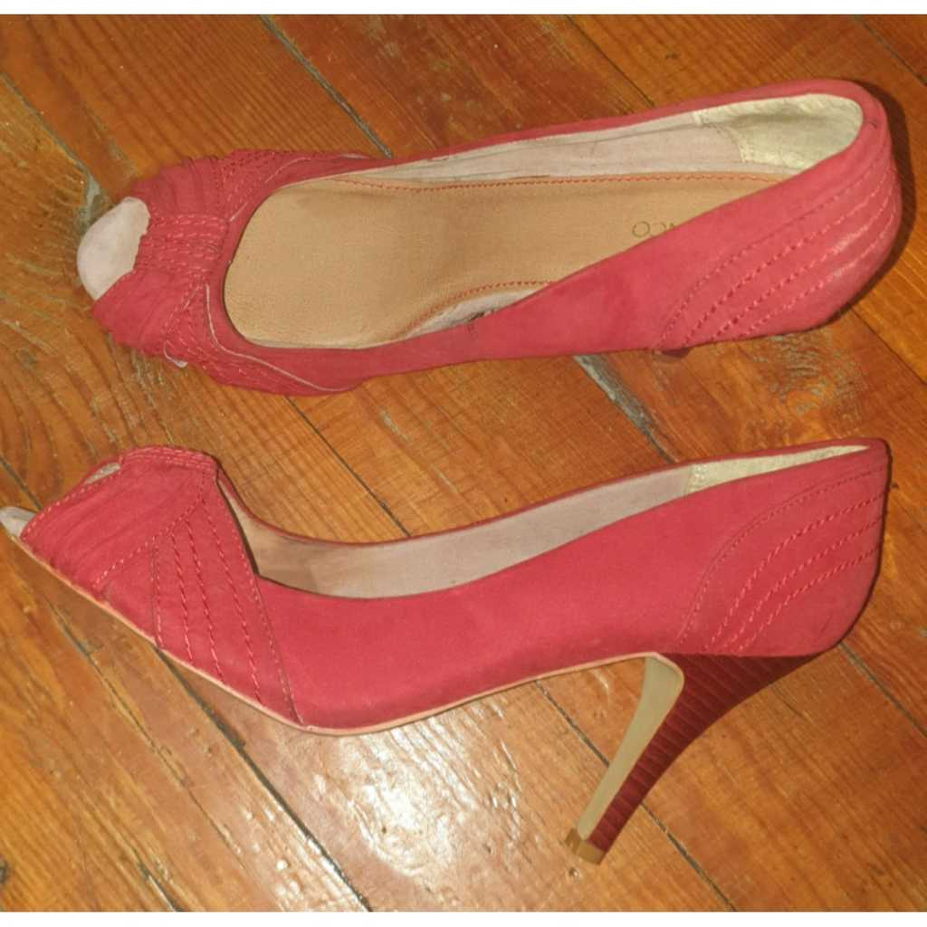 Brand New Red Pumps size 40/41