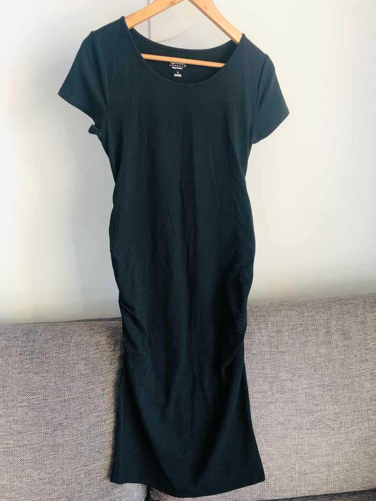 Black M dress