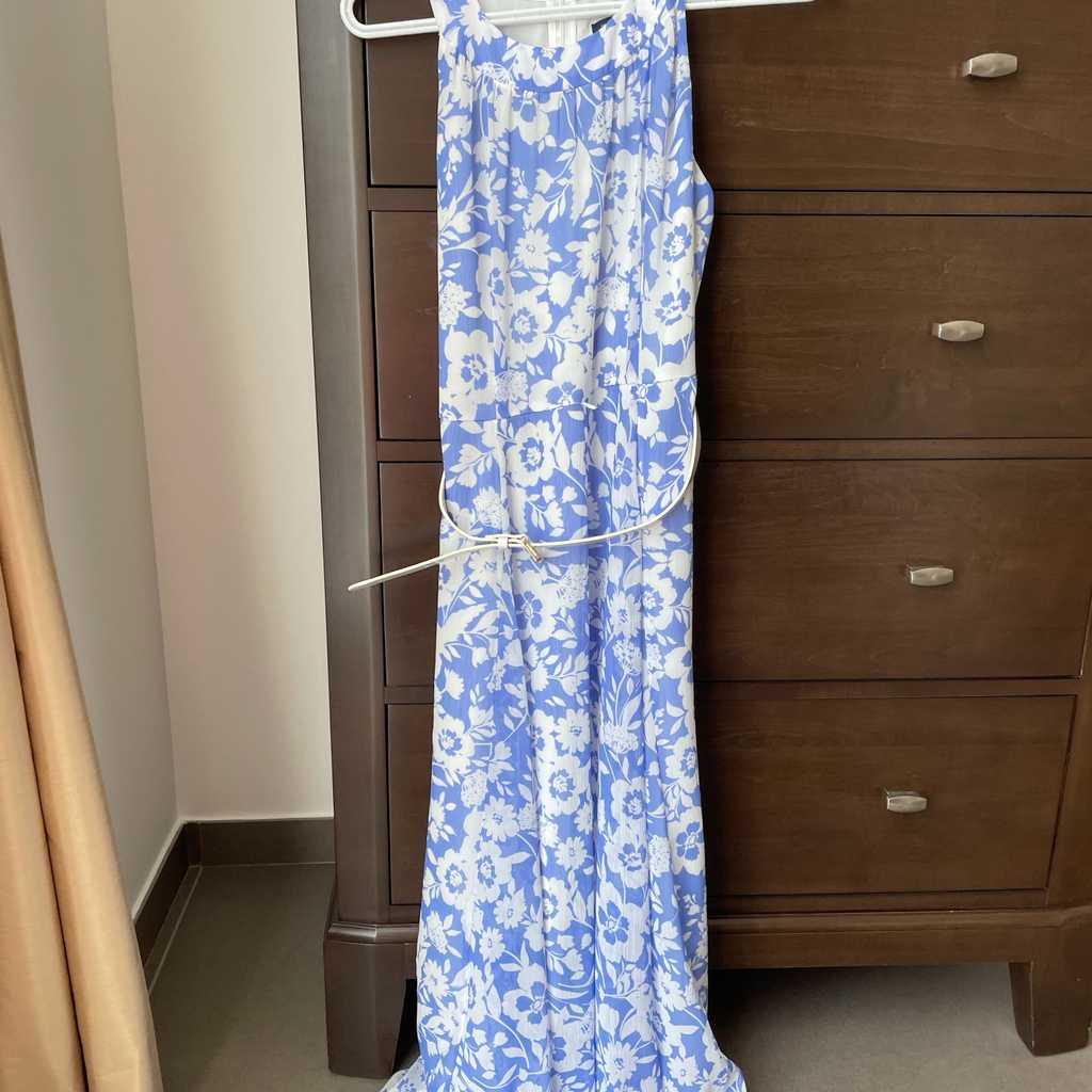 Tommy Hilfiger Floral Maxi Dress
