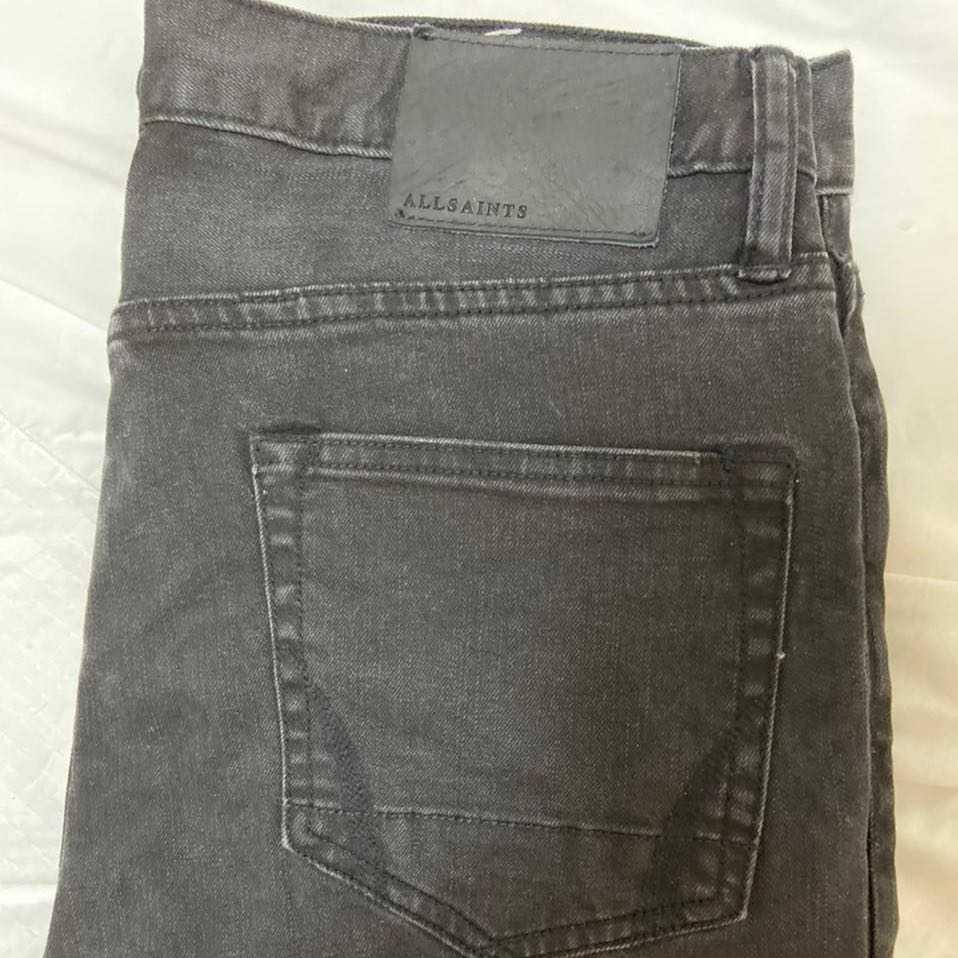 ALL saints jeans waist 30