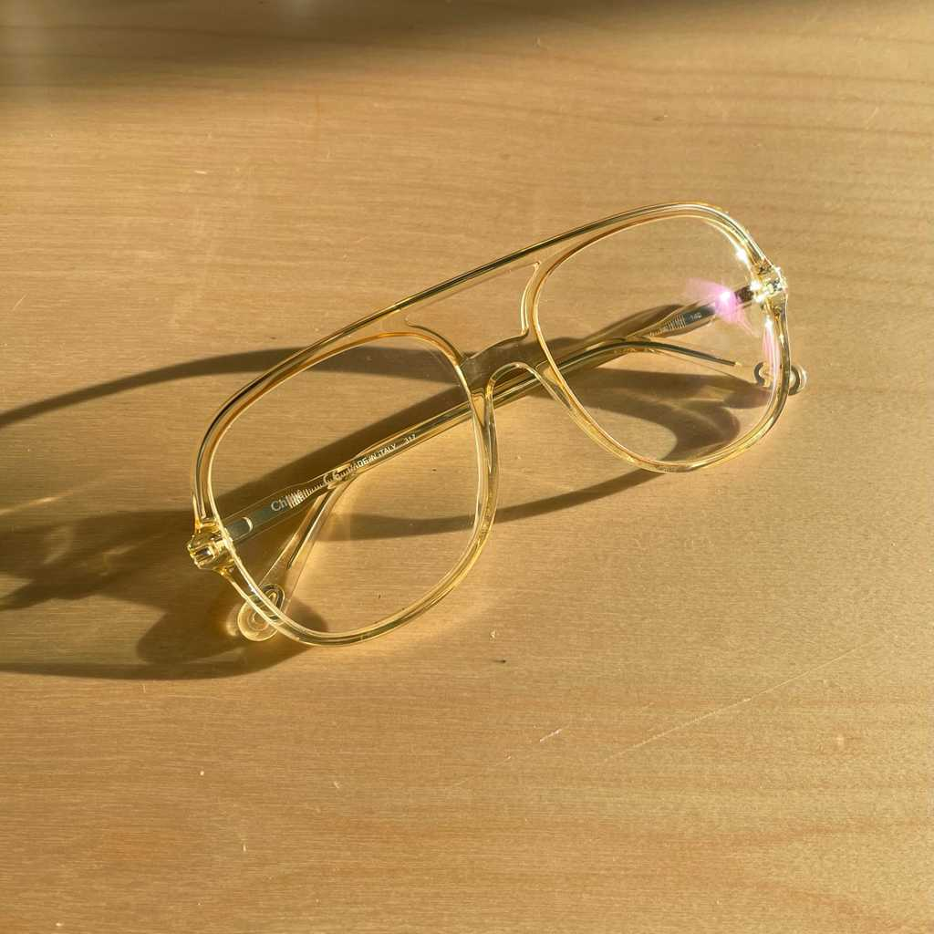 Chloé oversized glasses