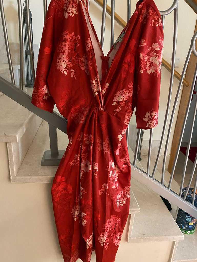 Hope and Ivy Kimono Style Dress