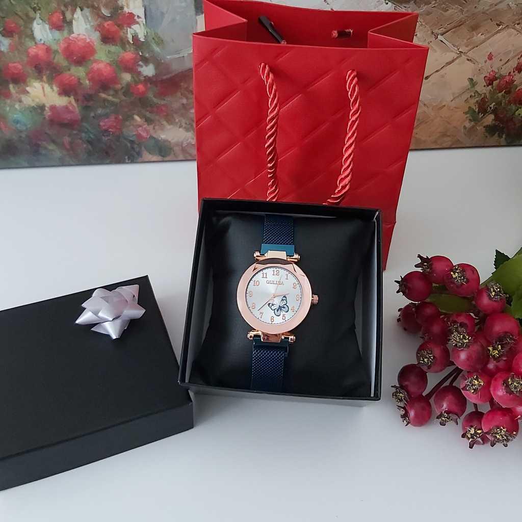 Blue new watch