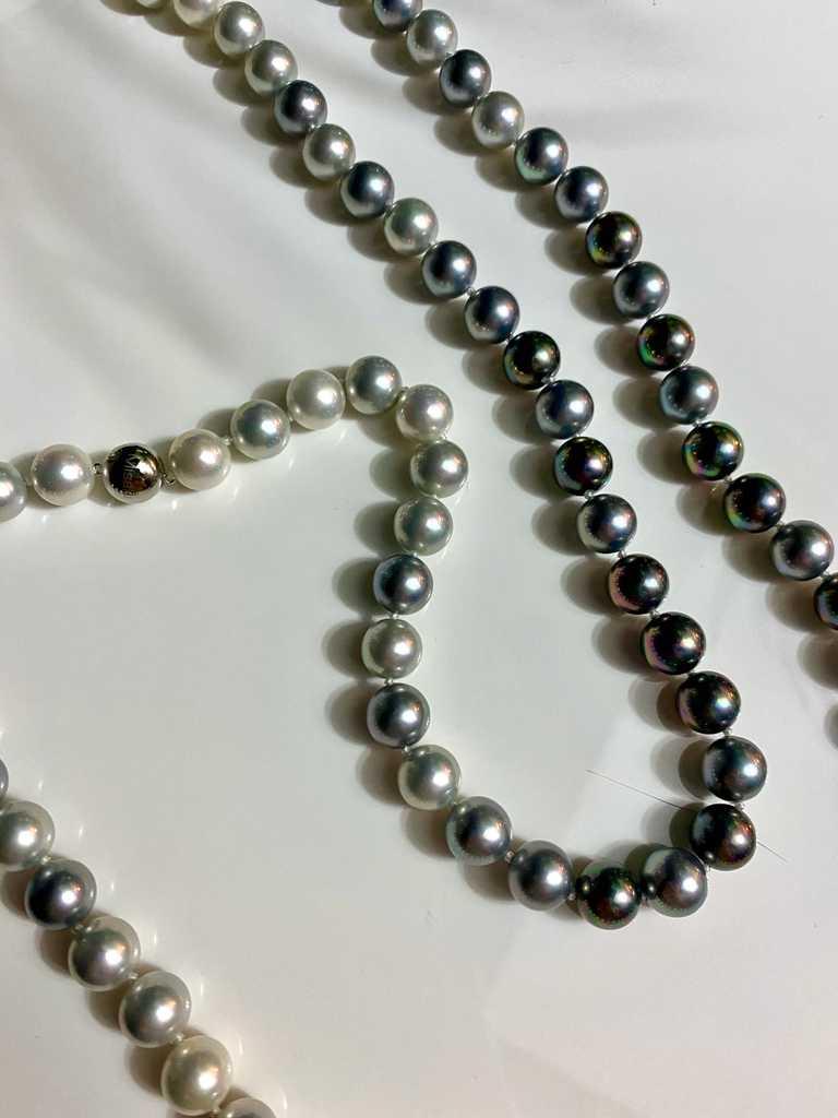 Handmade Glass Pearls by Misaki