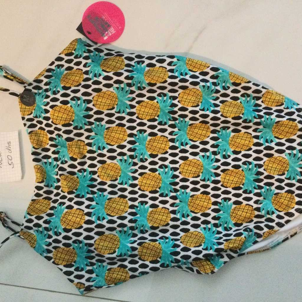 Pineapple Swimsuit new M