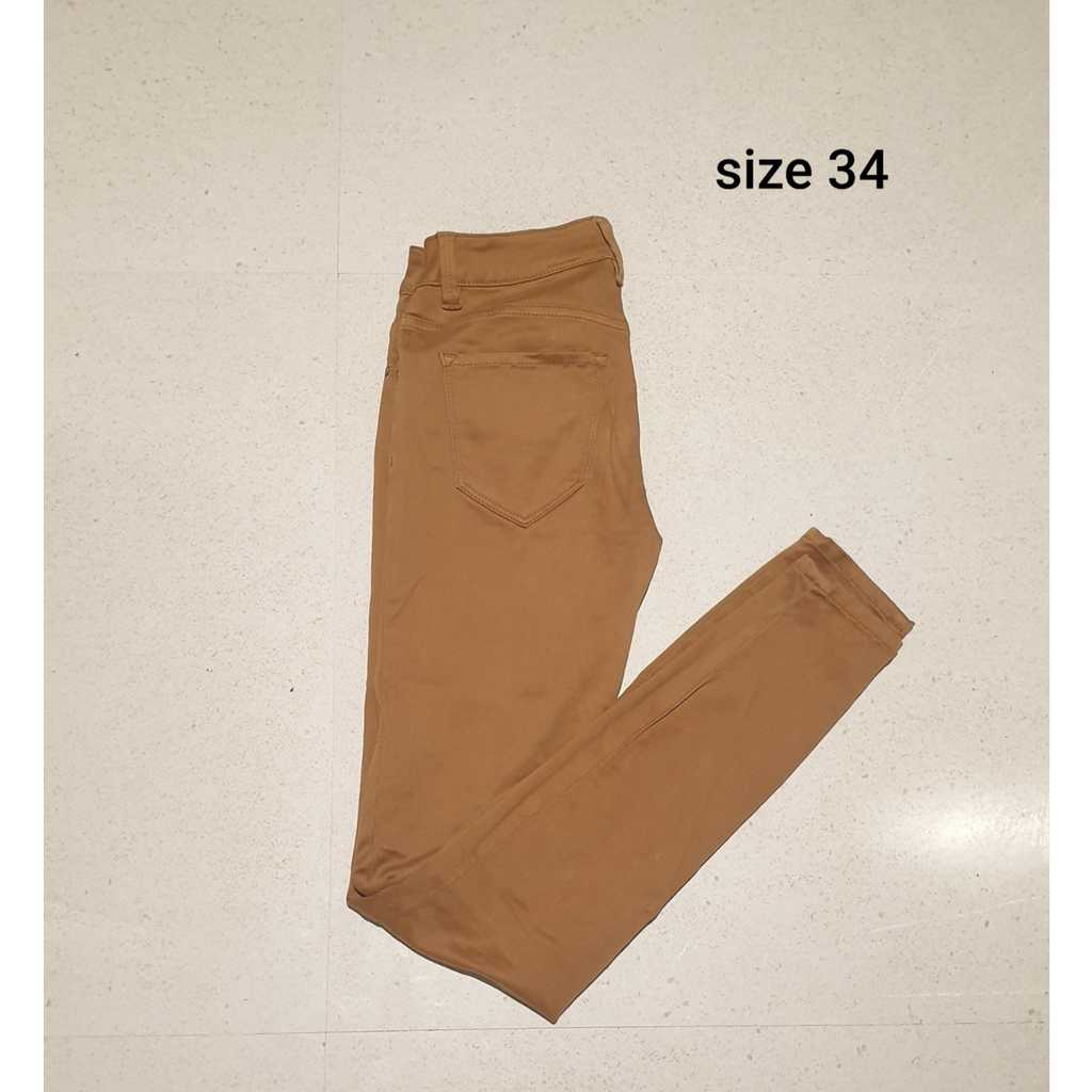 Brand New Skinny Trousers size 34
