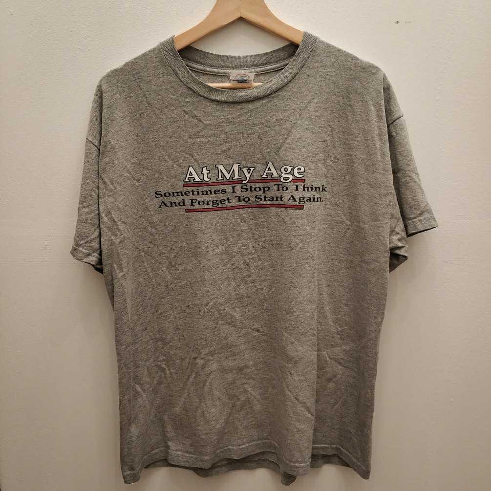 Statement Shirt Grey