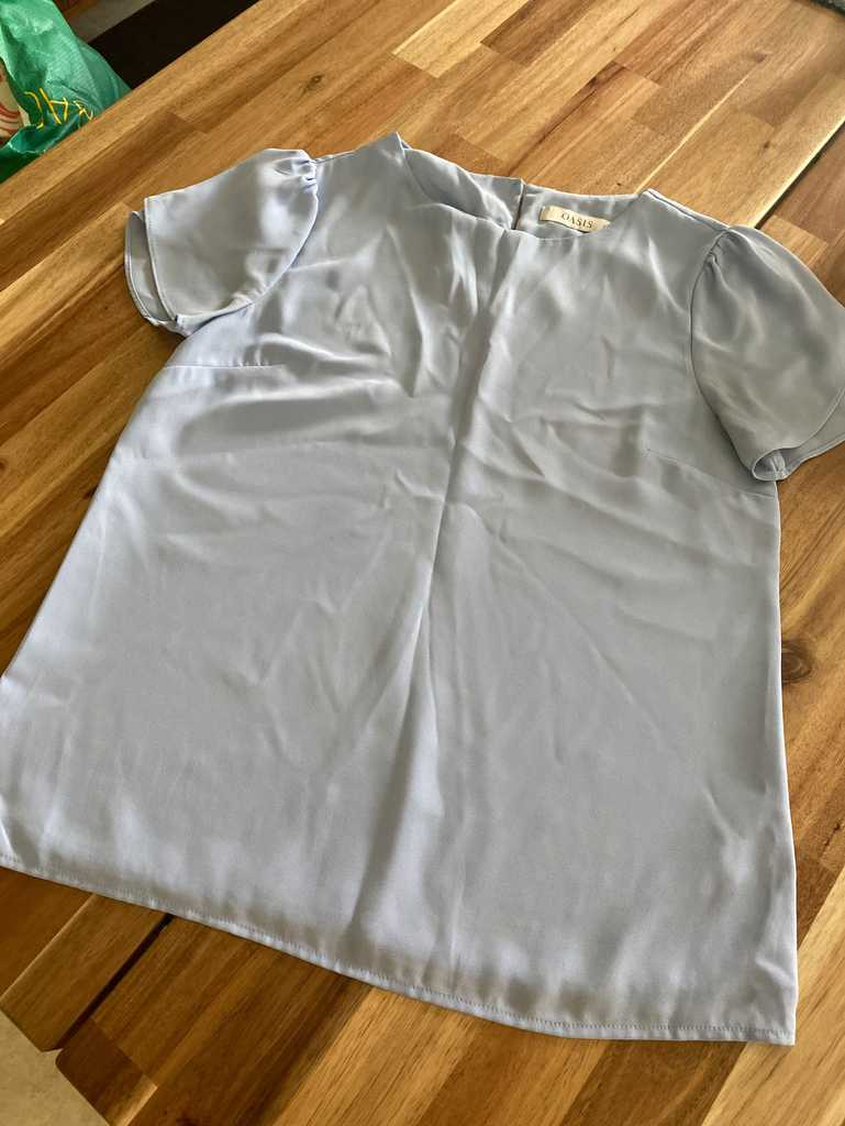 Oasis summer blouse