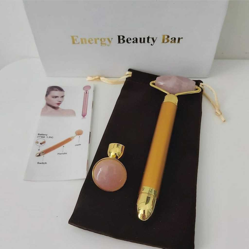 Gold plated beauty bar