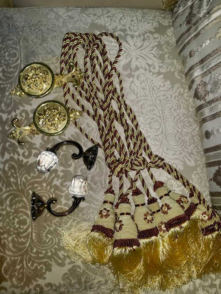 Curtains Accesories Bundle Offer!