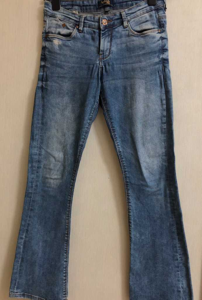 Mid waisted jeans from Splash