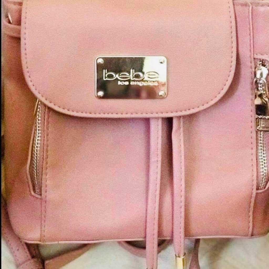 Authentic Bebe Mini Backpack